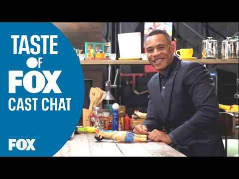 Trai Byers & Bryshere Gray: Ice Cream Social Time  TASTE OF FOX