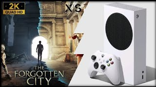 Xbox Series S | The Forgoten City | First Look