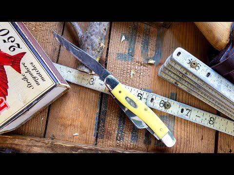 Case Stockman Pocket Knife EDC Review