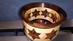 Wood Turning Segments and Stars