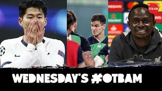 LIVE | #OTBAM: Spurs, Andy Farrell, Keith Wood, Liverpool, Money problems, Mark McDermott |