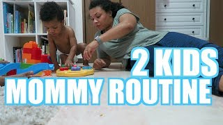 MOMMY MORNING ROUTINE 2018 MOM OF 2 Married COUPLE (EARLY MORNINGS )
