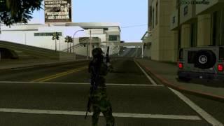 Замена Армейской одежды мужского и женского пола GTA San Andreas A&A RolePlay(A&A RolePlay Ссылка на скачивание ..., 2013-08-16T12:18:59.000Z)