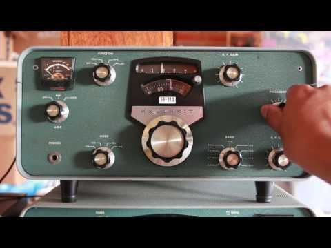 Heathkit SB-310 Receiver