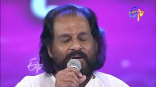 Repeat youtube video Rajeeva Netraya Song - K.J.Yesudas Performance in ETV Swarabhishekam - ETV Telugu