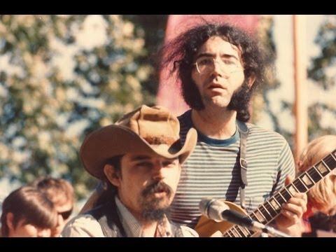 Grateful Dead - 05-03-1968 Columbia U. (video)