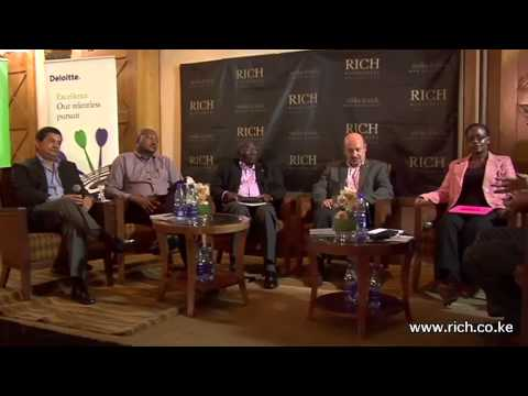 Mind Speak:Deloitte East Africa, One On One Session
