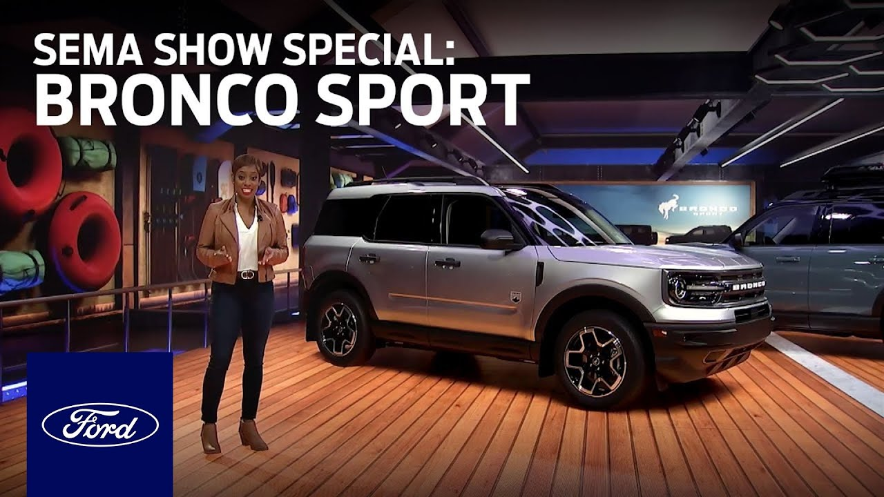 Ford Auto Nights: SEMA Show Special - Bronco Sport | Ford
