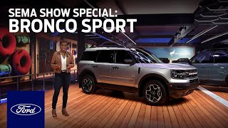 homepage tile video photo for Ford Auto Nights: SEMA Show Special - Bronco Sport | Ford