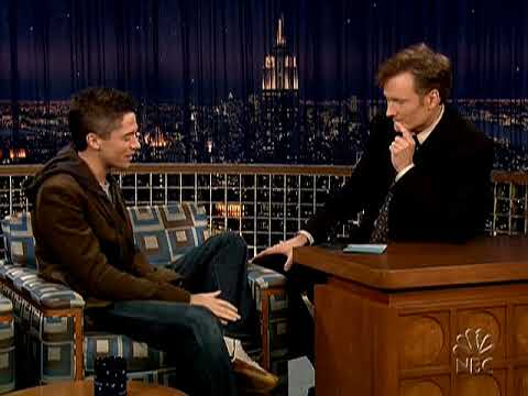 Conan O'Brien 'Topher Grace 1/13/05 streaming vf