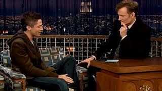 Conan O'Brien 'Topher Grace 1/13/05
