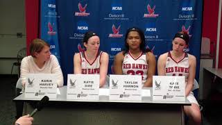 2018 NCAA D3 Women