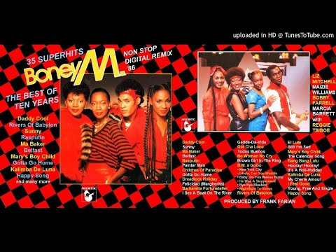 Boney M.: The Best Of Ten Years...
