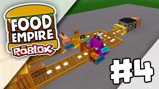 Food Empire #4 - HAM AND CHEESE SANDWICHES (Roblox Food Empire)