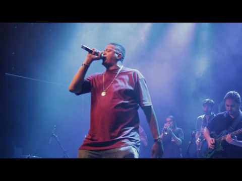 Chali 2na with Naughty Professor - Live in New Orleans [ON TOUR NOW]