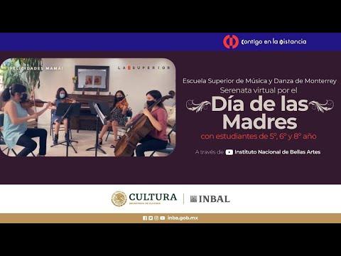 Escuela Superior de Música y Danza de Monterrey | Día de las madres