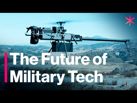 Engineering the Impossible: The Future of Military Tech