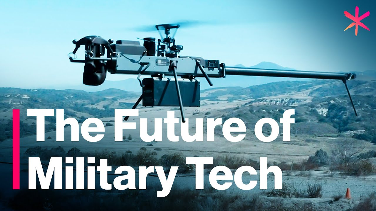 Engineering the Impossible : The Future of Military Tech