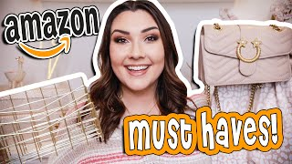 30+ AMAZON MUST HAVES 2020 | Organization, Designer Dupes, Skincare & more!
