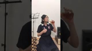 清水富美加(千眼美子)がLINEブログをして以来、初めての動画をアップし...