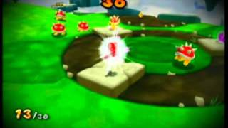 Super Mario Galaxy 2 - Spiny Rainbow Romp