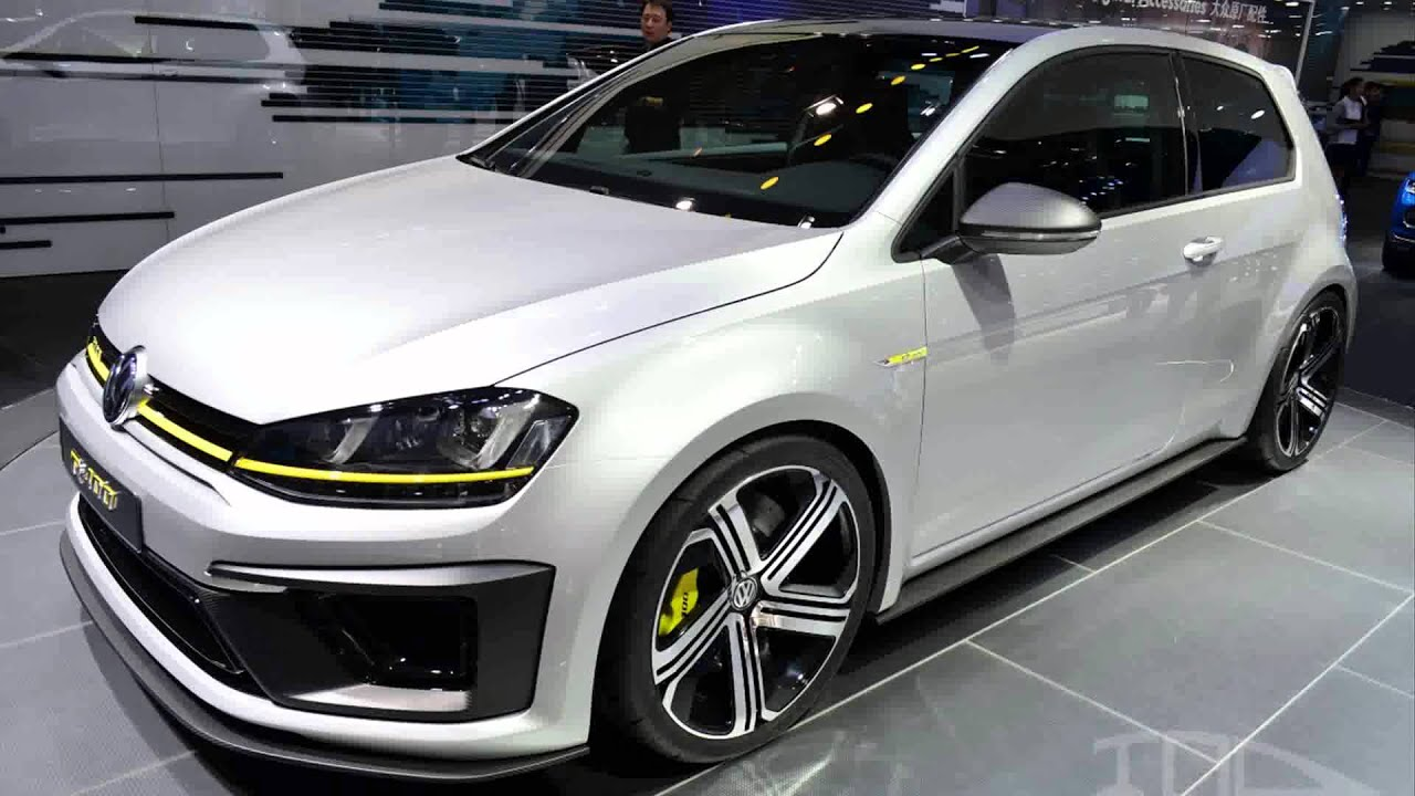 golf r 400 - YouTube