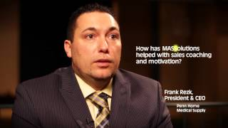Frank Rezk - Coaching and Motivating