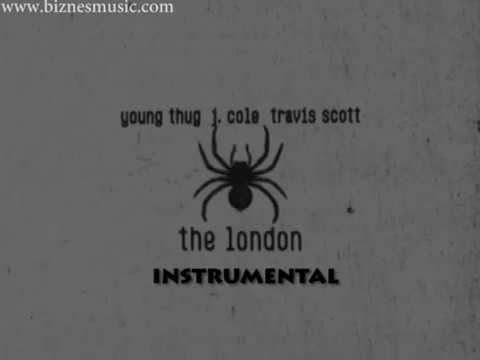 Young Thug   The London ft  J  Cole  Travis Scott Instrumental image