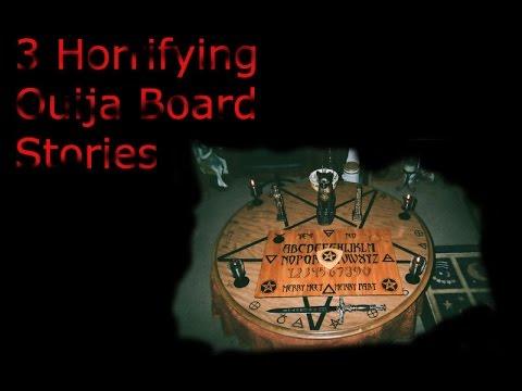 3 TRUE Horrifying Ouija Board Stories...
