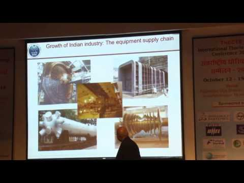 Philosophy of future ready thorium reactor designs by R.K. Sinha, ex. Chairman AEC, India at ThEC15
