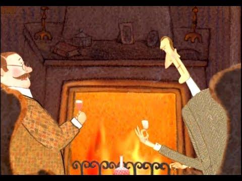 Короткометражные мультфильмы - Шерлок Холмс и доктор Ватсон