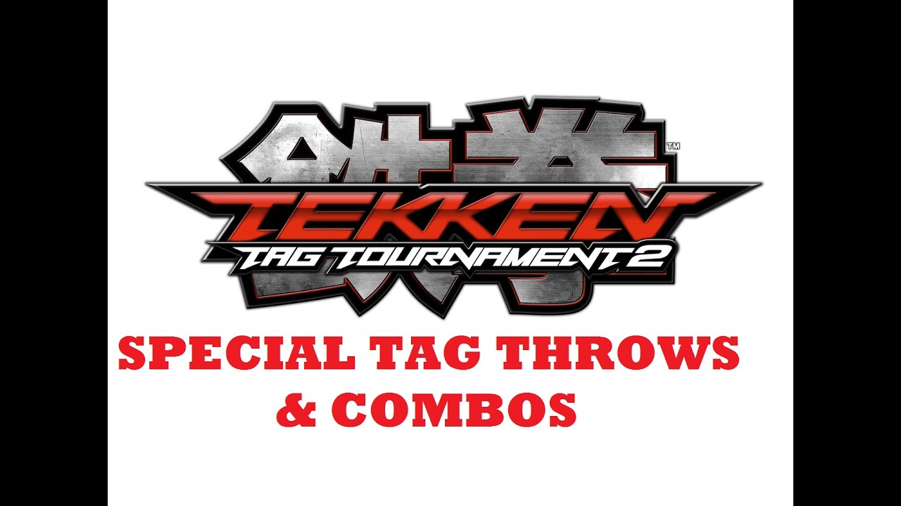 Tekken Tag Tournament 2 Special Tag Throws Combos Youtube