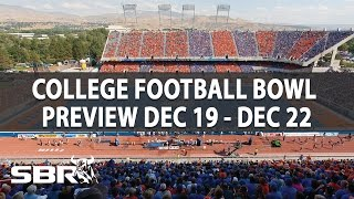 NCAAF Picks | Ian Cameron | College Bowls For December 19th-22nd