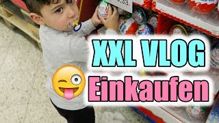 XXL Familien Vlog   Food Haul   Mama Alltag   Filiz