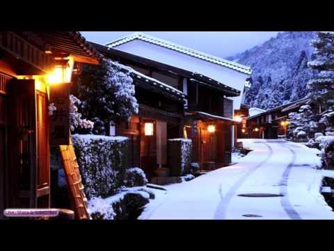 Relaxing Japanese Groove Music | Bells of Hokkaido | Sleep, Study, Relax, Meditation