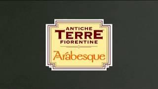 Arabesque (Арабеска) Candis. Видео урок по нанесению декоративной краски