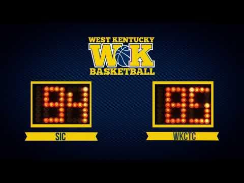 Southeastern Illinois College at WKCTC:  November 13, 2019 LIVE Basketball