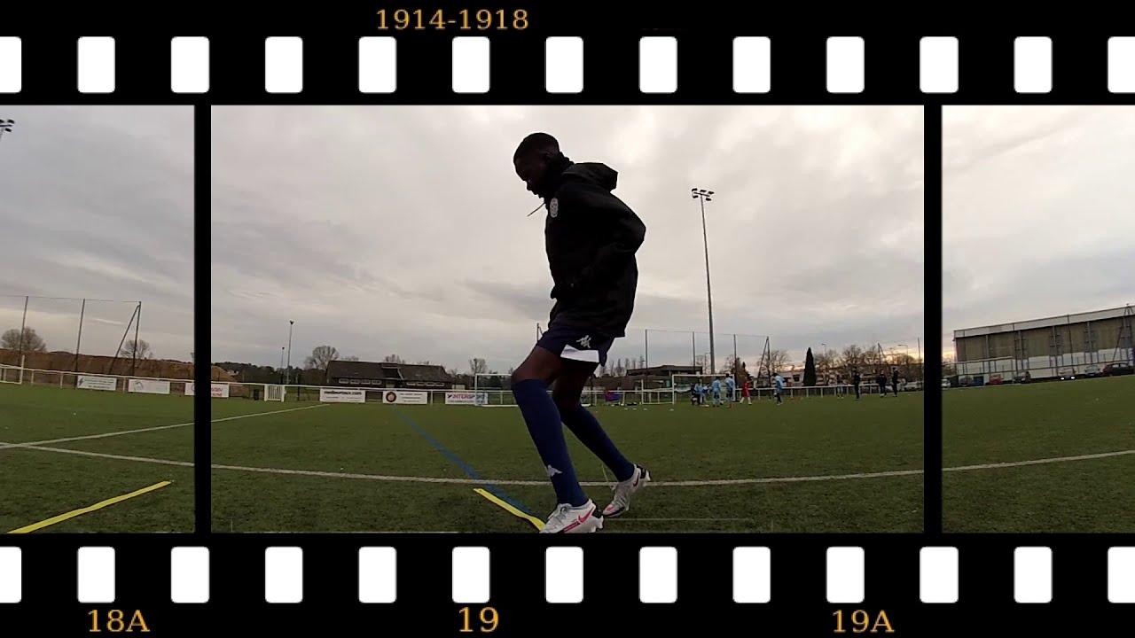 Retrouvez les U12 du Tours F.C. en vidéo sur leur atelier motricité