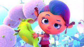 Новые мультики! - Монсики - Облака счастья - Мультфильм для детей