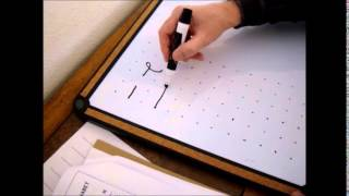 Gregg shorthand for personal note taking - lesson 1.1