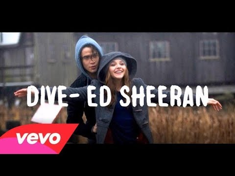 Ed Sheeran-Dive Music Video