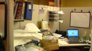 Extreme Office Organizing Makeover