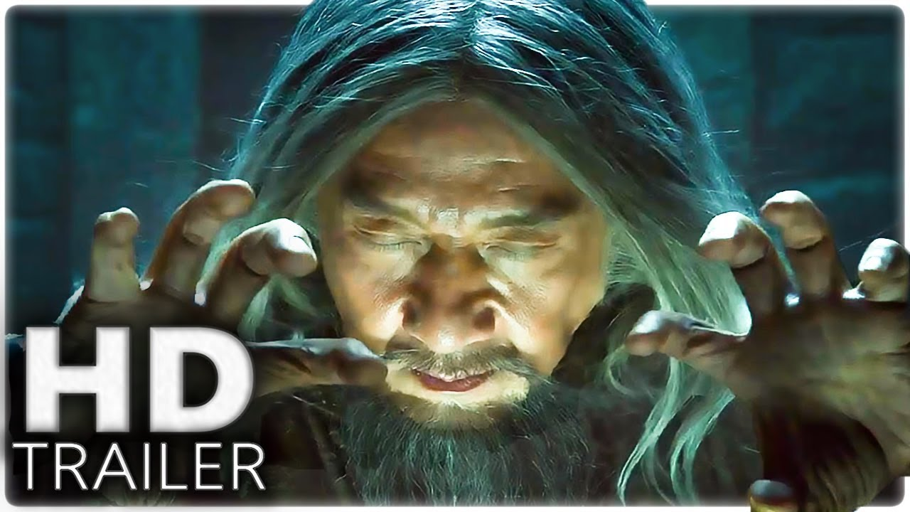 JOURNEY TO CHINA Trailer Teaser (2018) Jackie Chan, Arnold ...