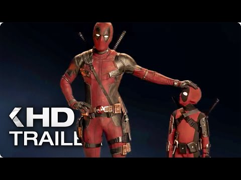 DEADPOOL 2 'Mini Deadpool' Clip & Trailer (2018)