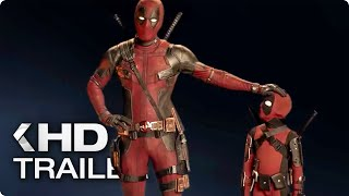 "DEADPOOL 2 ""Mini Deadpool"" Clip & Trailer (2018)"