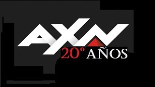 AXN 20 AÑOS | Historia de Series y Promos