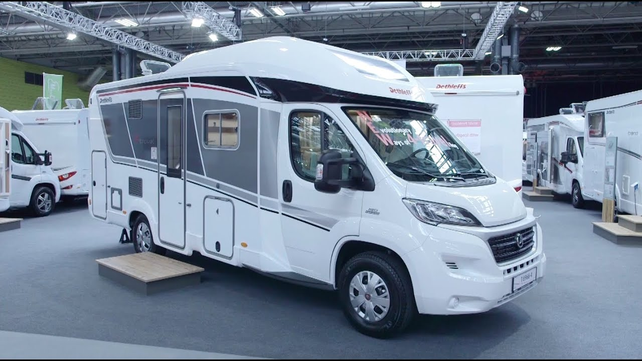 33fc1da96a The Practical Motorhome Dethleffs 4-travel T 6966-4 review