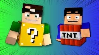 Minecraft: OS BLOCOS GANHARAM VIDA!