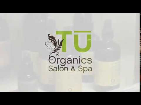 TŪ Organics Salon & Spa – Organic Haircut Style Color