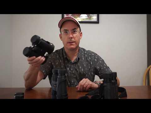 Zeiss Terra ED, Nikon Monarch 5 And Vortex Diamondback Binoculars In A Head To Head Comparison